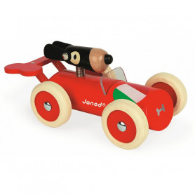 Spirit Car Marco Italie - voiture en bois