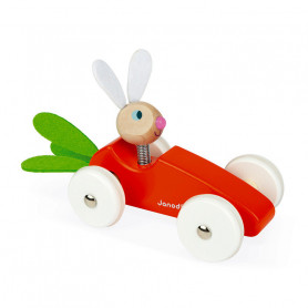 Lapin Carrot Car