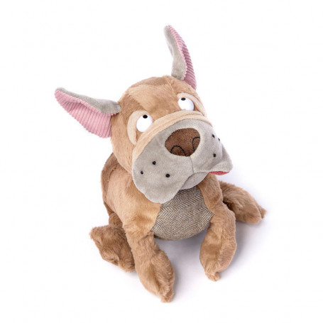 Flying French - peluche chien 24 cm - Sigikid Beasts