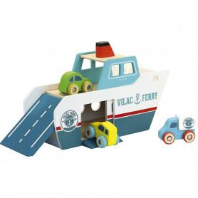 Le ferry en bois - Vilacity