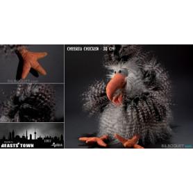 Peluche Beast Poulette Cheerio Chicken