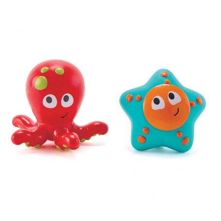 Ocean Floor Squirters - bath game