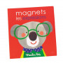 Magnetic game - expressions