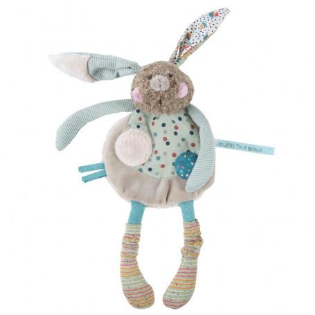 Doudou lapin - Les jolis trop beaux