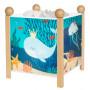 Lanterne magique - Veilleuse - naturel Océan