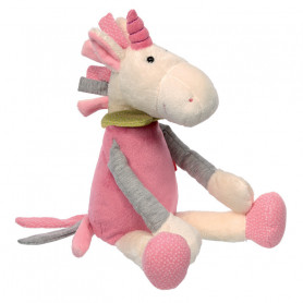 Licorne Plush - Patchwork Sweety