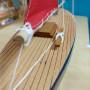 Sailing boat Saint Germain