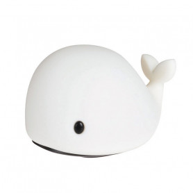Night light Lil'baleine white