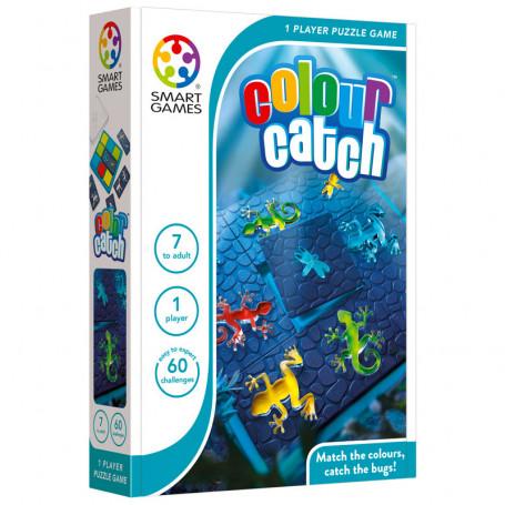 Colour catch - Jeu de réflexion pour 1 joueur