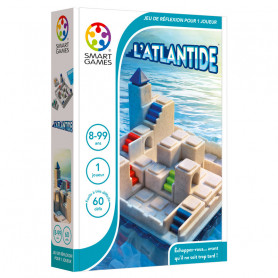 L'atlantide - Thinking game for 1 player