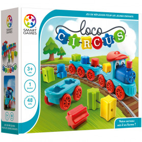 Loco circus - 1 Player Puzzle Game