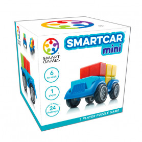 SmartCar Mini - Thinking game for 1 player