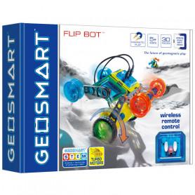 Robot Flip Bot télécommandé - Coffret GeoSmart 30 pièces