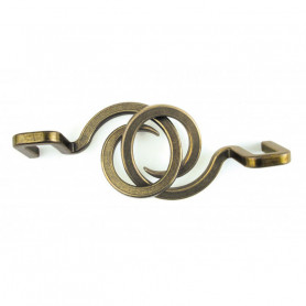 Cast Puzzle metal Hook - Level 2