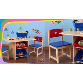 Star Table & Chair Set