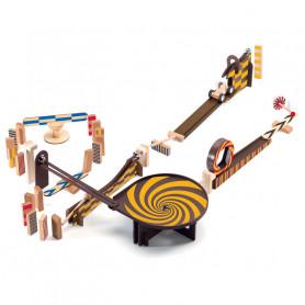 Jeu de construction Zig & Go - action-réaction - Le cirque optique