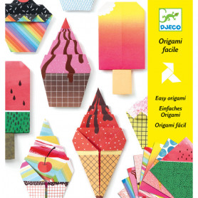 Easy origami - Sweet Treats - Small gifts