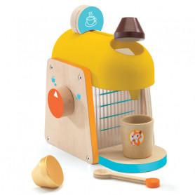 My espresso - Wooden imitation toy