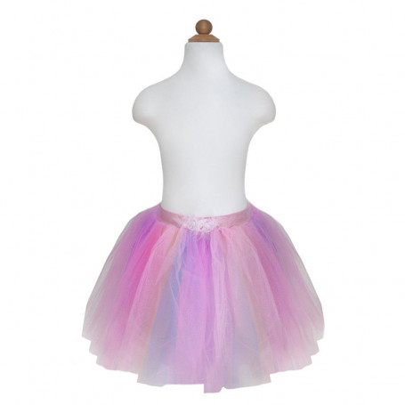 Unicorn set - tutu and headband - Girl costume