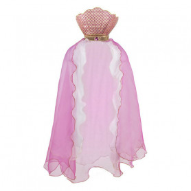 Sparkling Mermaid Cape - Girl Costume