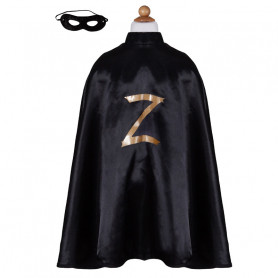Cape Zorro with mask - disguise child