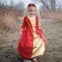 Red Royal Dress - Girl Costume