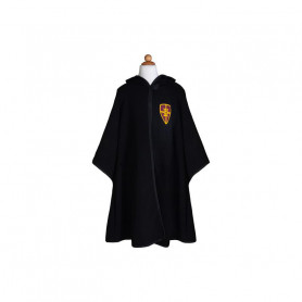 Black magician with coat and glasses - Child costume