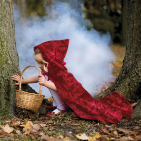 Little Red Riding Hood Cape - Child Costume