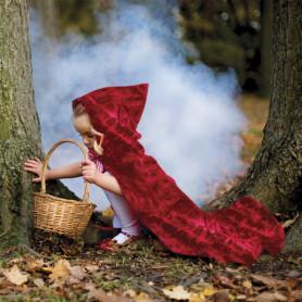 Cape du Petit chaperon rouge - déguisement enfant