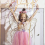 Nora dress with wings - girl disguise
