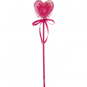 Magic wand heart Pixie - child costume accessory