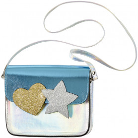 Noëlle bag heart & star - Girl Accessory