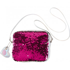 Charlène fuchsia bag - Girl Accessory