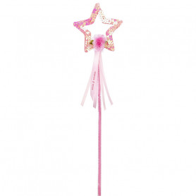 Star magic wand Sady - child costume accessory