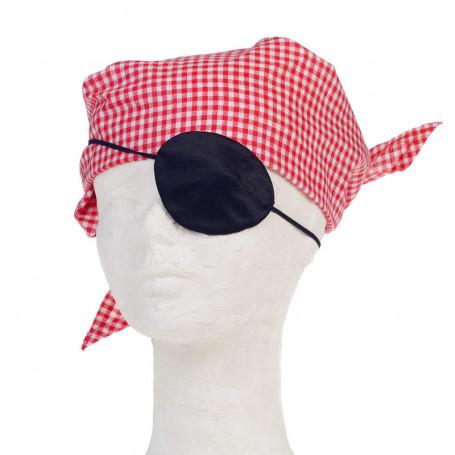 Cache-oeil de pirate O'Mally - accessoire déguisement enfant