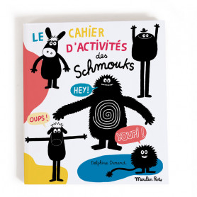 Artivity book Les Schmouks