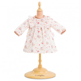 Dress- enchanted winter for 30 cm baby doll