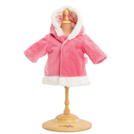Coat- enchanted winter for 30 cm baby doll
