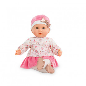 My large baby doll lilly-enchanted winter - mon grand poupon Corolle 36 cm