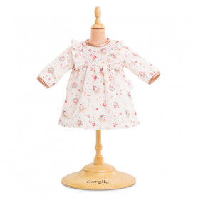 Dress - enchanted winter for 30 cm baby doll - Mon grand poupon Corolle 36 cm