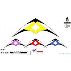 Cerf-volant acrobatique Piaf