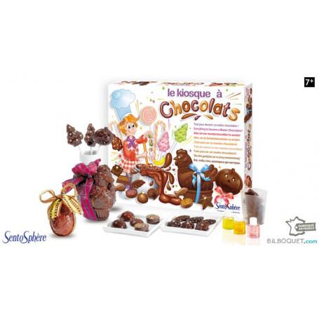 Le kiosque à chocolats