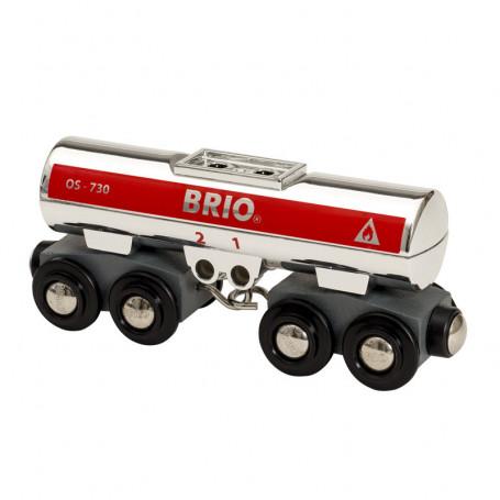 Wagon citerne pour circuit de train Brio