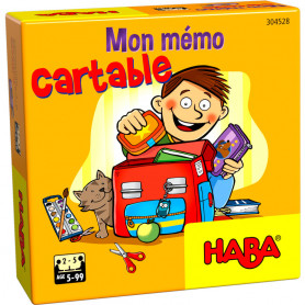 My Backpack Memory Game - mini haba game