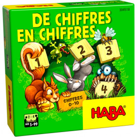 Number Sequence - mini haba game