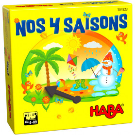 Our Seasons - mini haba game