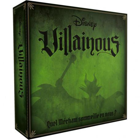 Villainous - Un jeu de stratégie ou j'incarne un méchant de Disney