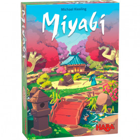 Miyabi Junior & Family Game