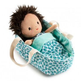 Baby Ari with reversible carry cot