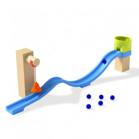 Ball Track - Complementary Set Rattle Race